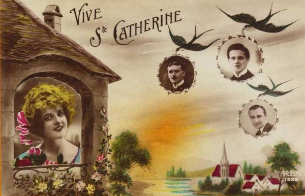 Carte de Sainte Catherine