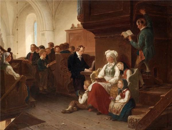Peinture de Bengt Nordenberg