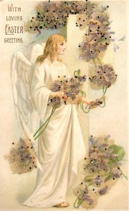 Ange de Pâques