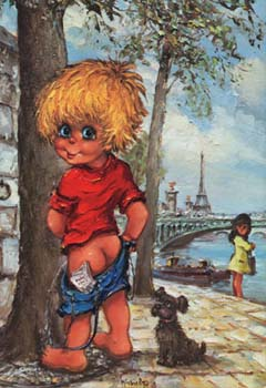 Mes Titis d'enfance