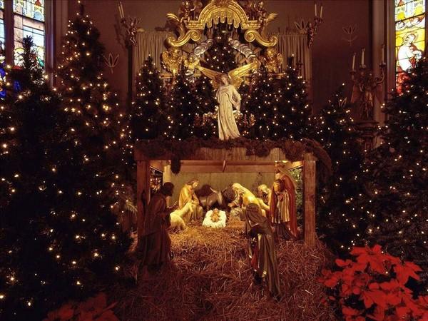 Santons et crèches de Noël  B8ba0e7f