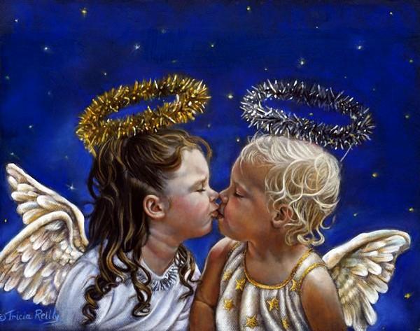 Anges enfants