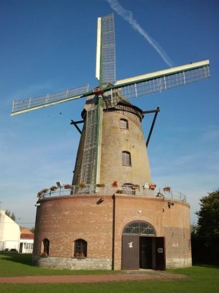 Moulin a vent en france - Office du tourisme saint amand les eaux ...