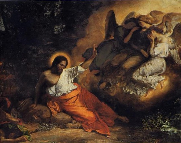 Peintre célèbre -Eugéne Delacroix