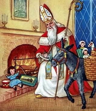 Cartes saint nicolas - Image de saint nicolas a imprimer ...