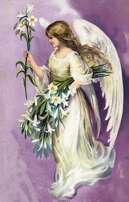 Ange de Paques