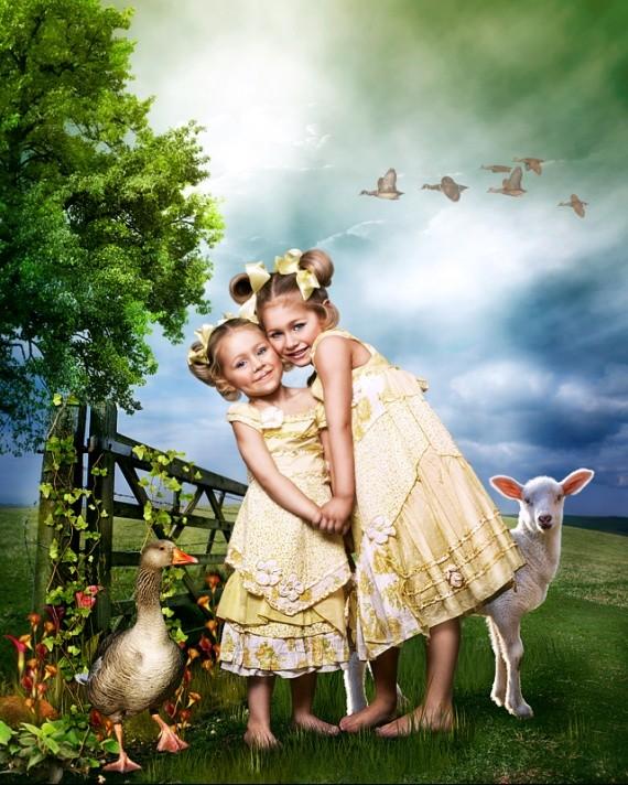 Enfants de Cindy Grundsten