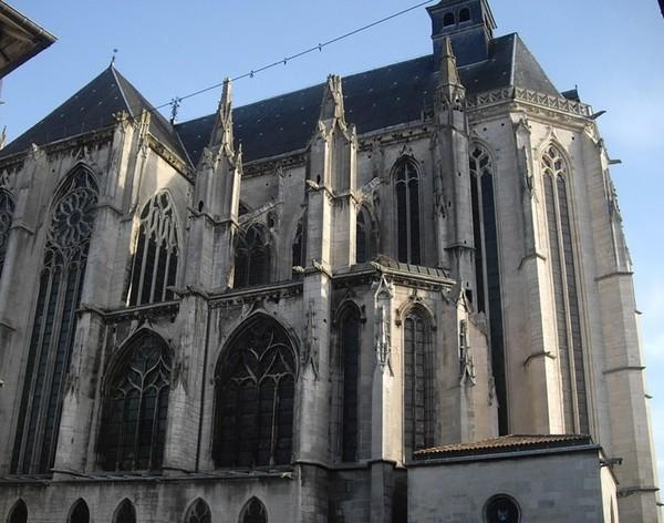 Basilique de saint nicolas de port saint nicolas de port - Basilique de saint nicolas de port ...