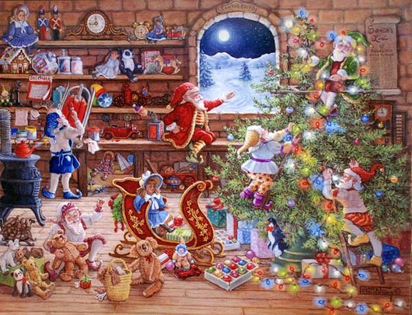 Belle image de Noël