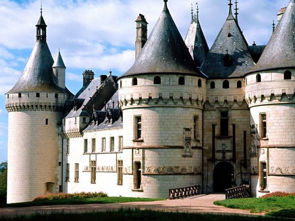 Le château de Chaumont sur Loire Cf8027cf