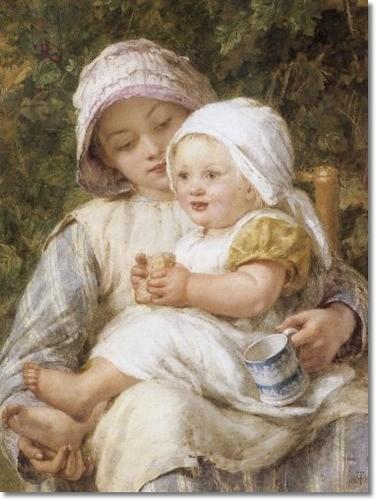 Peinture de William Charles Thomas Dobson