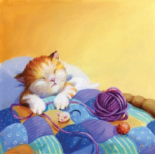 Belle image de chat