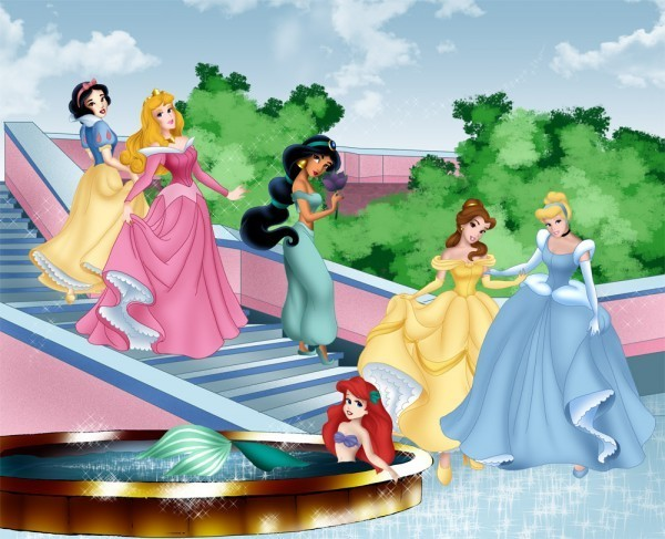 Princes et princesses disney page 4 - Prince et princesse disney ...