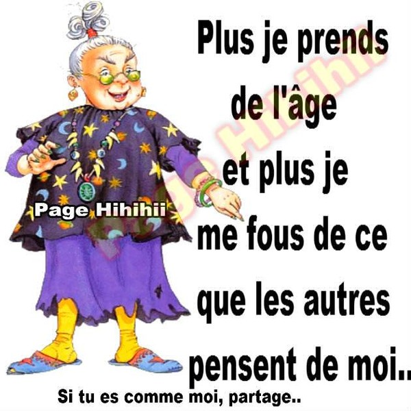 Papy et mamie - Humour D6ee463f
