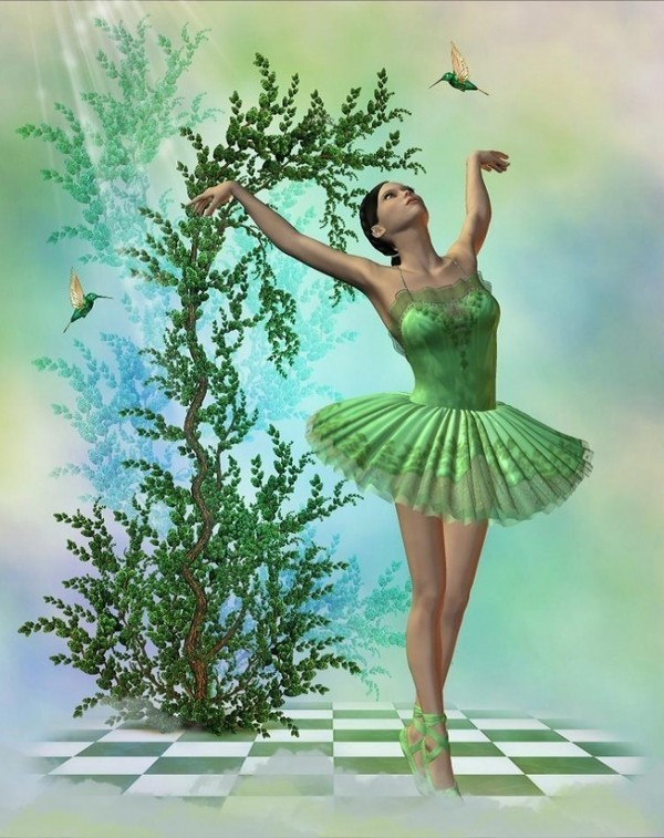 Images- Gifs (danseuses)