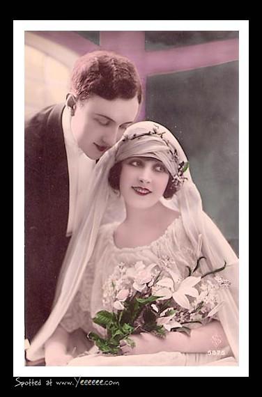 Jeudi fleuri bouquets de mariee ma chienne de vie - Mariage annee 20 ...