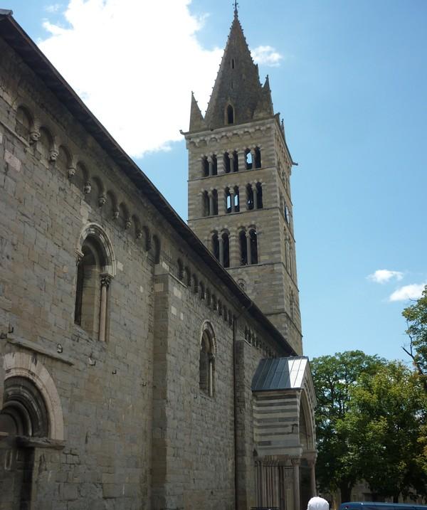 La cathédrale d'Embrun