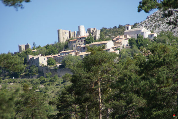 Beau village de barg me - Les plus beau village du var ...