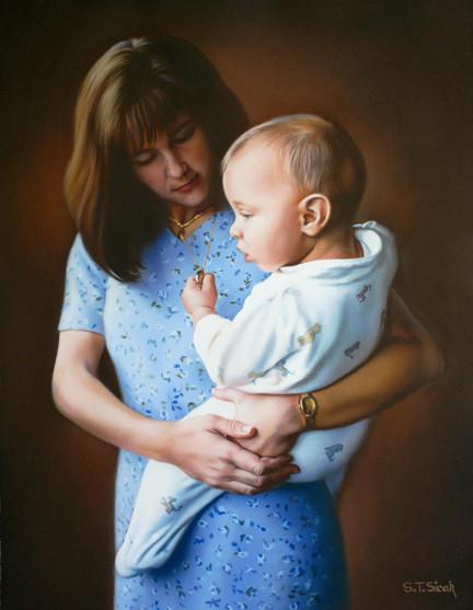 Peintre Tom Sierak