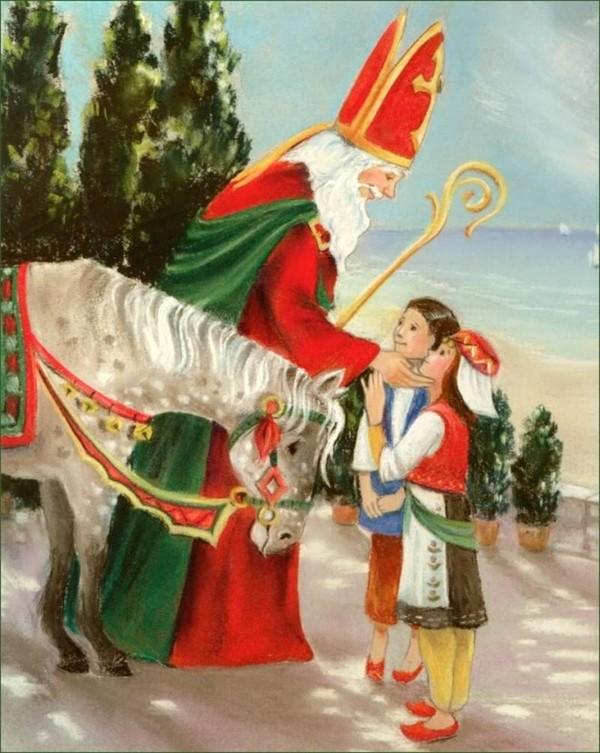 Préférence cartes saint nicolas VI32