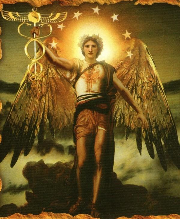 guérison miraculeuse avec l archange raphaël