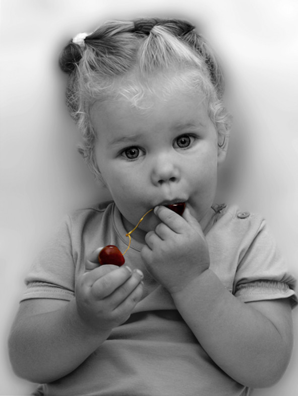 Belle image  d'enfant
