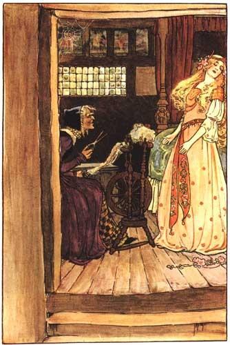 Conte de Perrault  La belle au bois dormant ~ La Belle Au Bois Dormant De Perrault