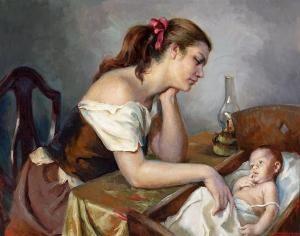 Peinture de Francisco Ribera Gomez