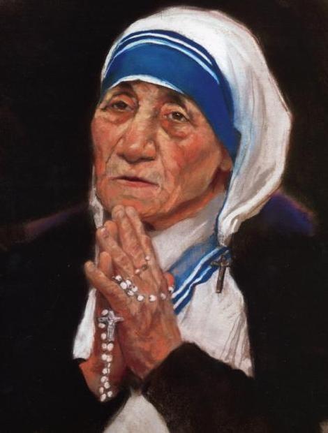 Bienheureuse Mère Térésa!! F9268cfc