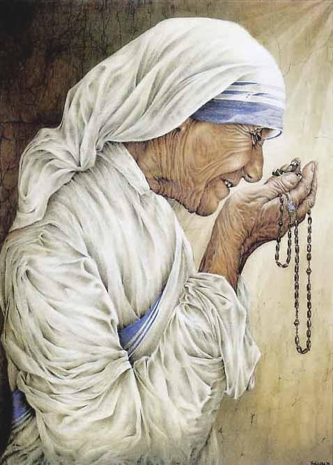Mère Thérésa Fbcad645