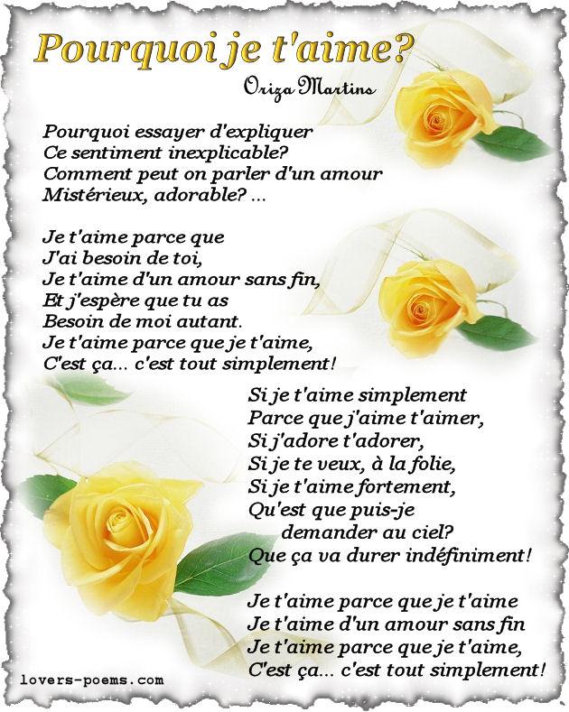 Poèmes de la Saint Valentin