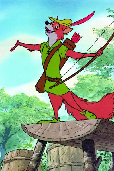 walt disney robin des bois ~ Walt Disney Robin Des Bois
