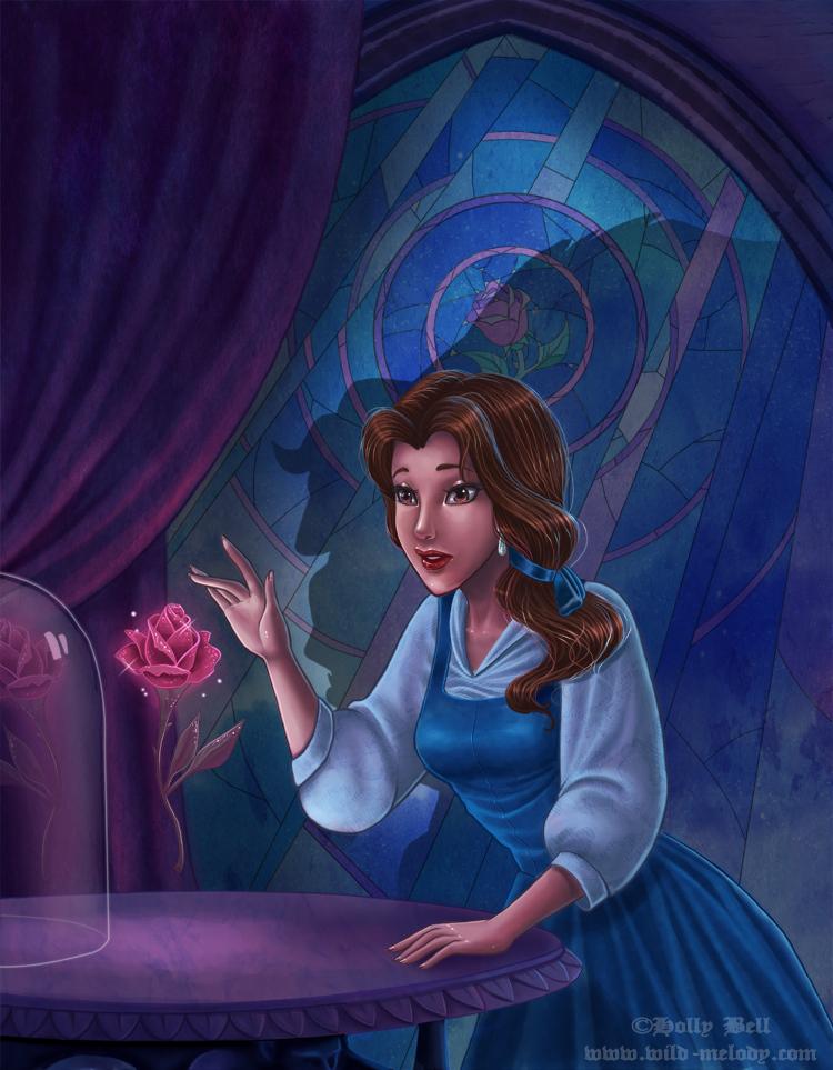 Walt Disney La Belle Et La Bete
