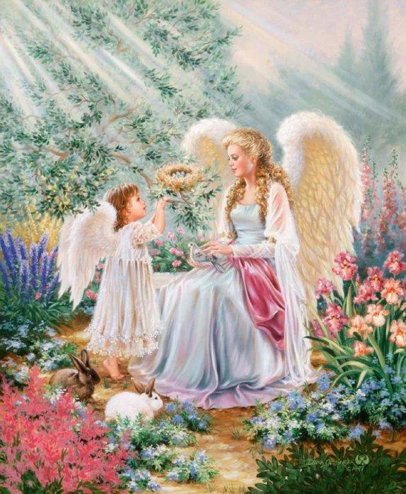 L Love U Bart U A Bby: Enfants Et Anges De Dona Gelsinger