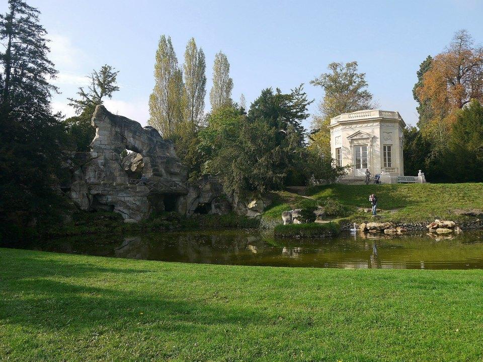 Chateau de versailles les trianons for Architecte jardin versailles