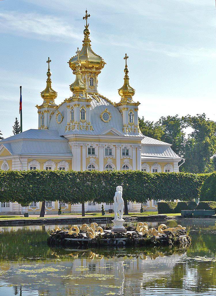 Chateaux et palais du monde page 42 - Le plus beau canape du monde ...