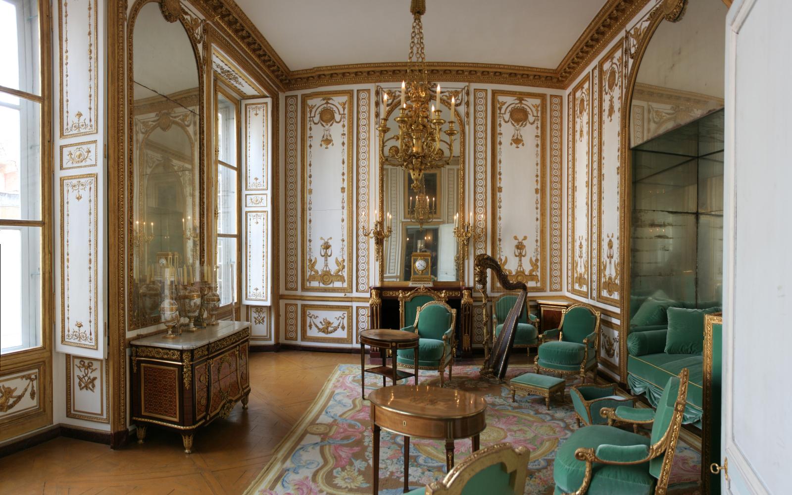 Chateau et jardins de versailles page 8 for Chateau de versailles interieur