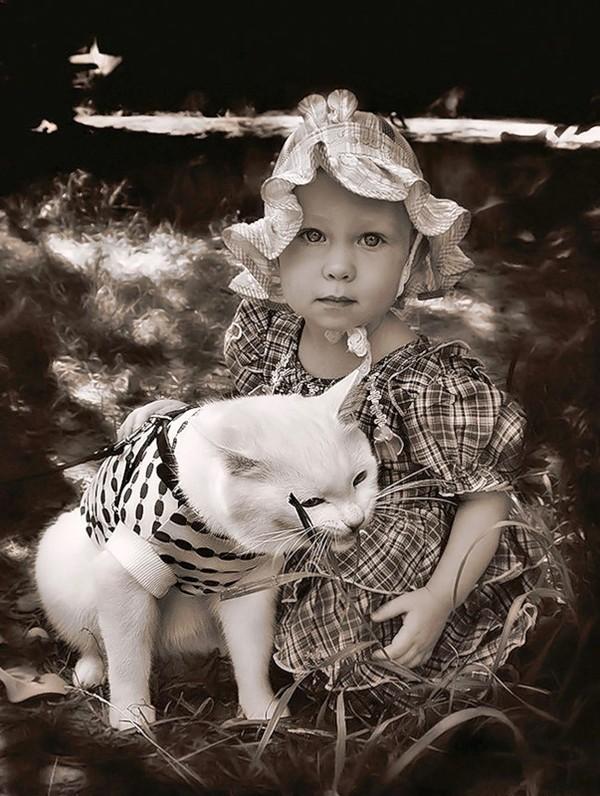 Enfants en noir et blanc page 10 - Photo noir et blanc enfant ...