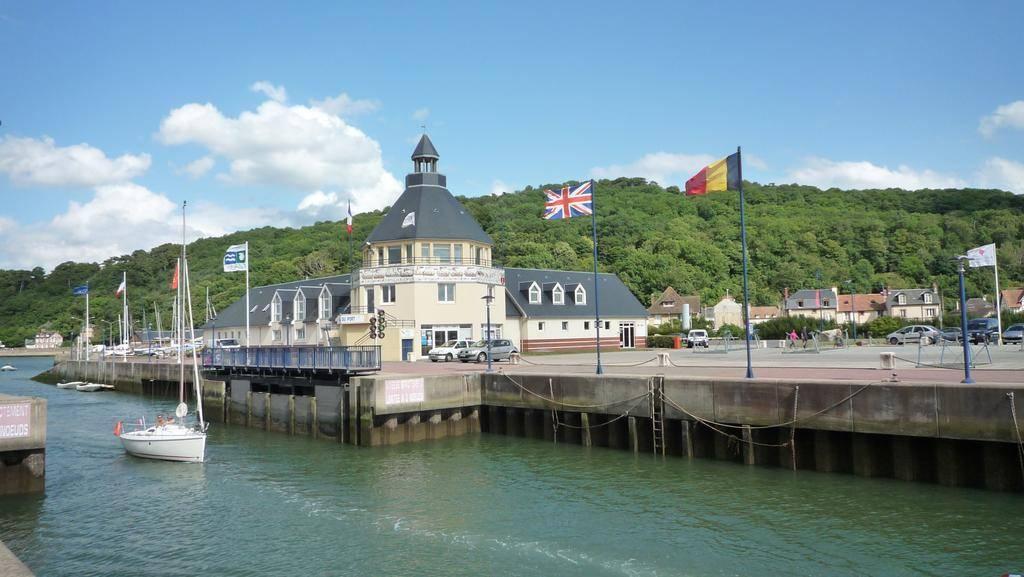 Plage de basse normandie calvados - Agence du port port guillaume dives sur mer ...