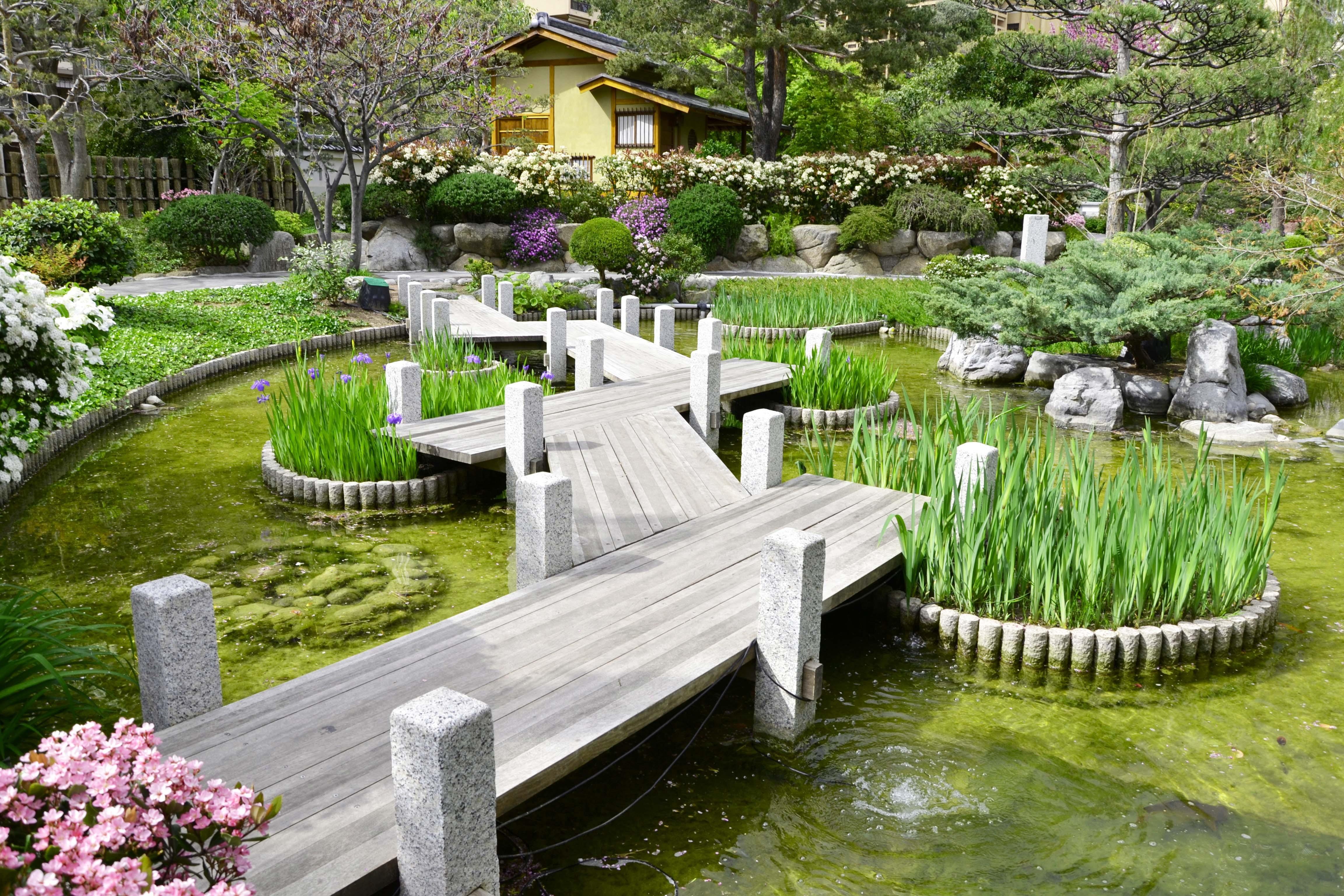 Jardin japonais de monaco for Jardin 7 17 acapulco