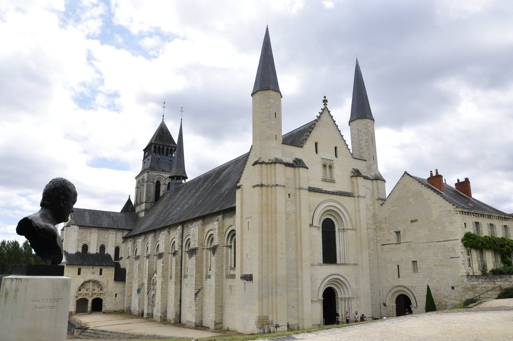 Fontevraud l'Abbaye France  city photos : abbayes de france Page 50