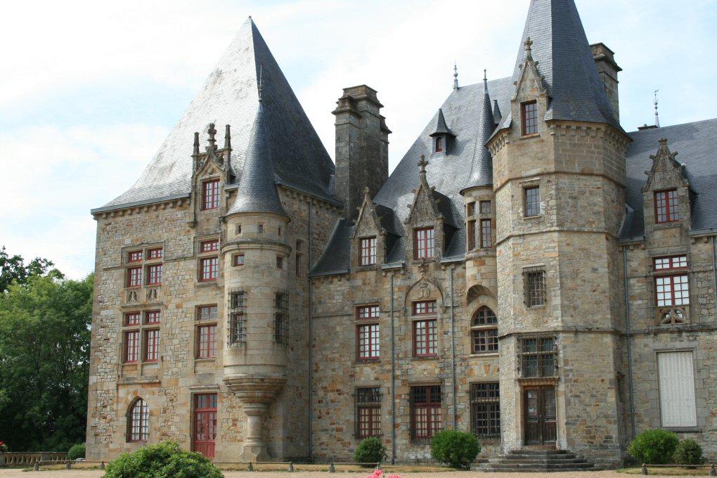 Bois De Chauffage Ille Et Vilaine - Chateaux de France