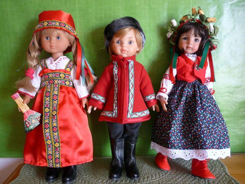 Costume Folklorique poupees costumes folkloriques - page 51