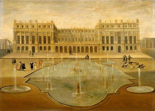 Chateau et jardins de versailles - Le jardin de versailles histoire des arts ...