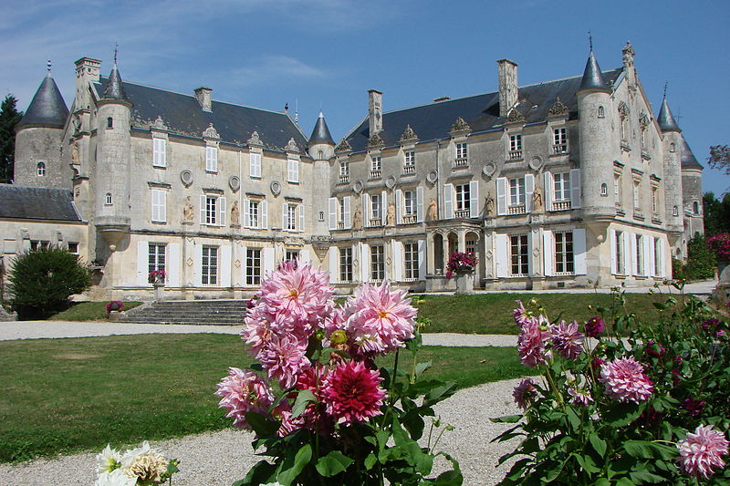 Chateau de france suite 3 - Vive le jardin fontenay le comte ...