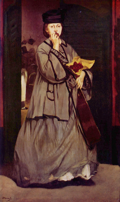 peintre celebre edouard manet