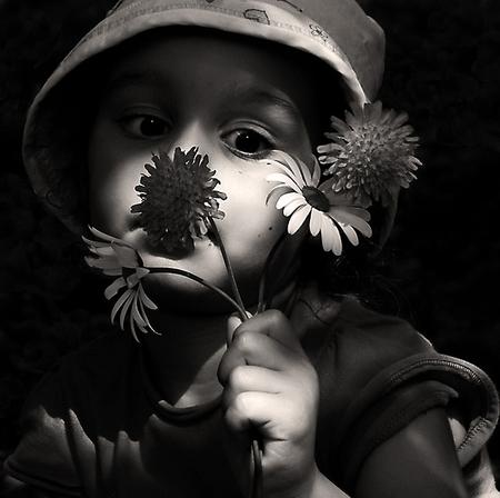 Enfants En Noir Et Blanc Page 11