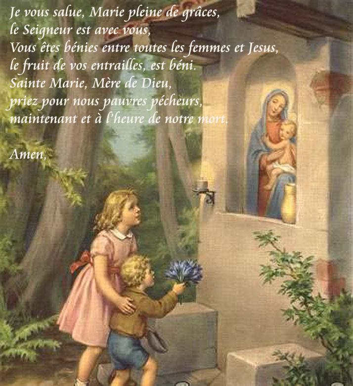 Mon hommage personnel à la Bienheureuse et Sainte Vierge Marie... - Page 3 8d403609