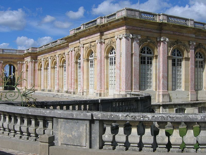 Chateau de versailles grand trianon page 7 - Residence grand siecle versailles ...