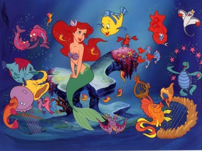 La petite siréne(Disney)